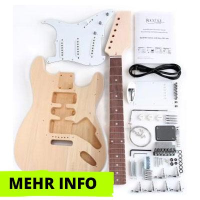 E-Gitarre Bausatz ST-Style