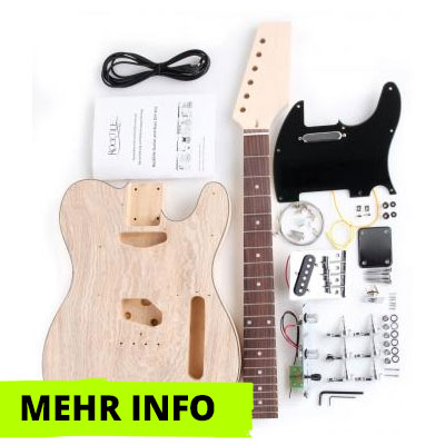 E-Gitarre Bausatz TL-Style