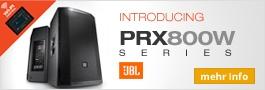 JBL PSR800 Sidebar