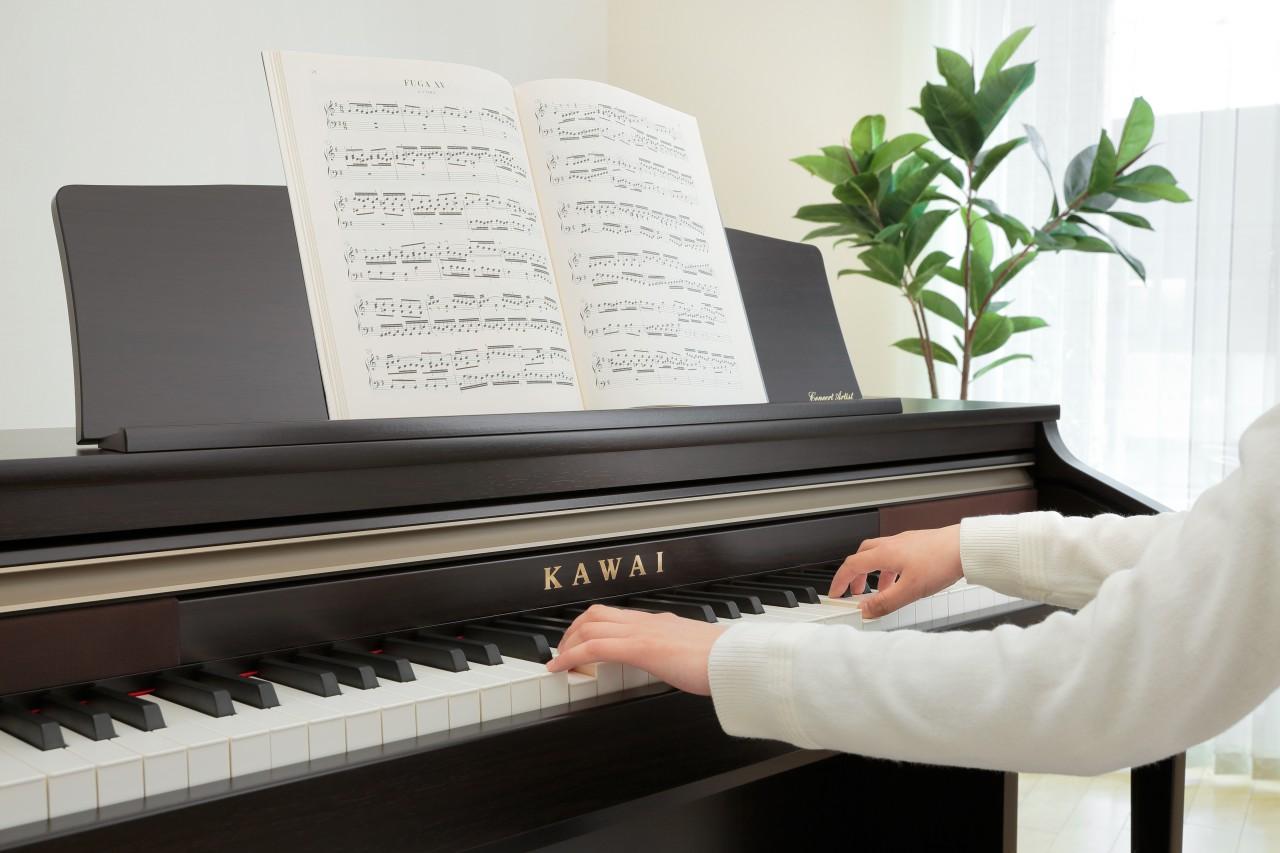 Kawai CA17 Klaviatur