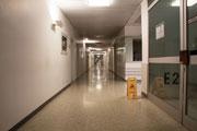 Krankenhausflur. Foto: pixabay.