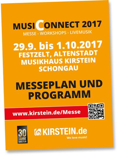 Programmheft MusiConnct 2017