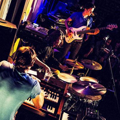 Live bei der MusiConnect 2017: Organ Explosion.