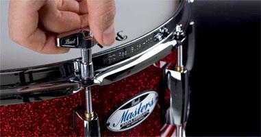 Pearl Drum Tuning Workshop.