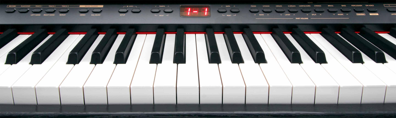 Digitalpiano-Ratgeber, Tastatur des Steinmayer-Digitalpianos DP-360