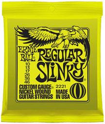 Ernie Ball 2221 Regular Slinky.