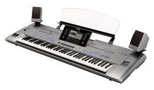 Entertainerkeyboard Yamaha Tyros 5-76 mit 76 Tasten