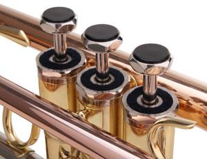 Pumpventile der Lechgold TR-14G Trompete