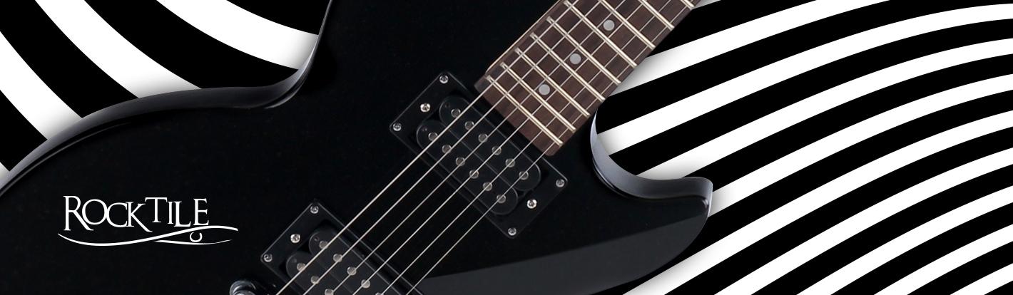 Rocktile Guitares Électriques