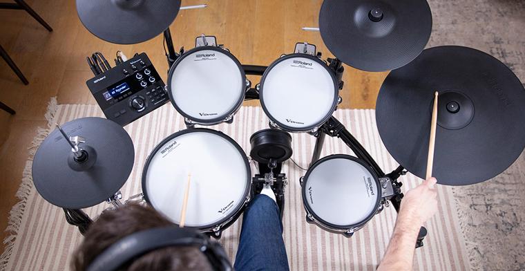 Roland TD-27KV V-Drums E-Drumset Ambiente