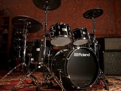 Roland VAD506 V-Drum Kit