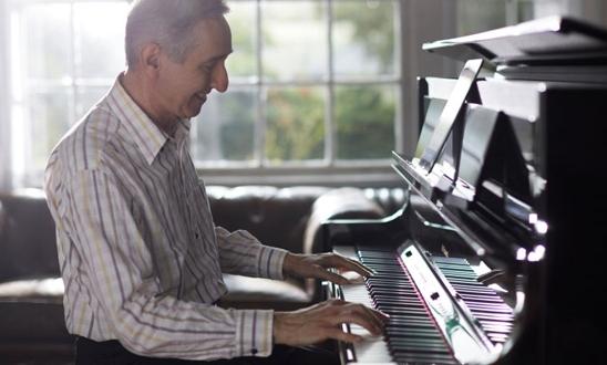 Roland LX705 Digitalpiano