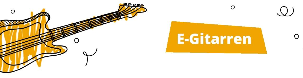 E-Gitarren Sets für Anfänger drastisch reduziert