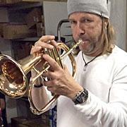 Trompetenworkshop mit Rüdiger Baldauf im Musikhaus Kirstein