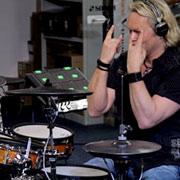 Roland V-Drums-Day mit Dirk Brand im Musikhaus Kirstein