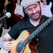 Gitarren-Workshop mit Dave Goodman im Musikhaus Kirstein
