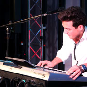 Präsentation des Yamaha Tyros 5 mit Piero Lama im Musikhaus Kirstein