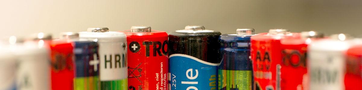 Batterien enthalten Wertstoffe. Foto: pixabay.