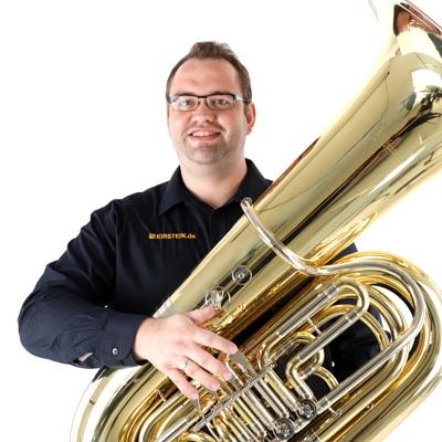 Frank Gallitschke, Musikhaus Kirstein.