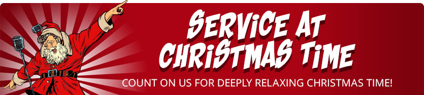 Our Service at Christmas Time