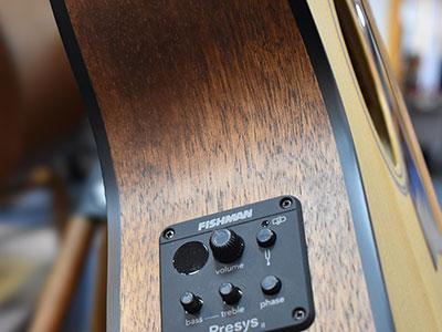 Akustikgitarre: Tonabnehmer