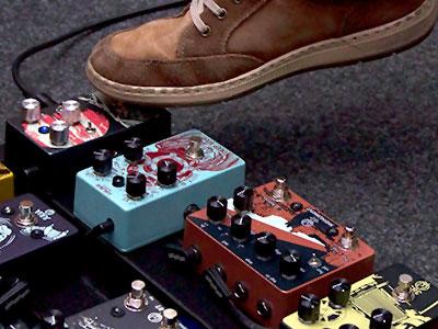 E-Gitarre: Effekte