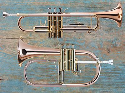 Trompete & Flügelhorn