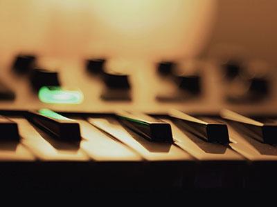 Keyboard: MIDI