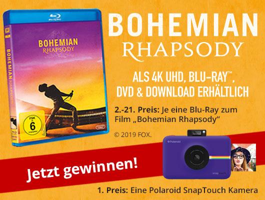 Bohemian Rhapsody Sidebar