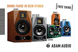 Adam Audio Skins AX-Serie free