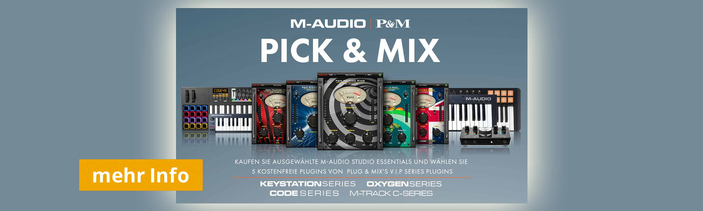 M-Audio Plug Mix