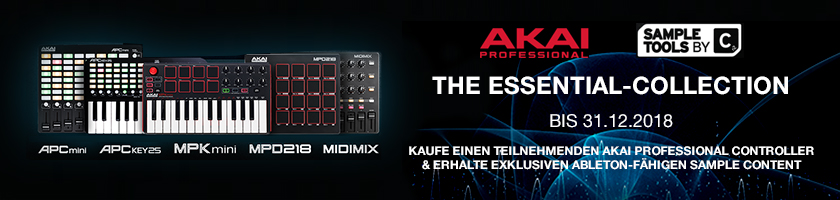 Akai Essential Collection