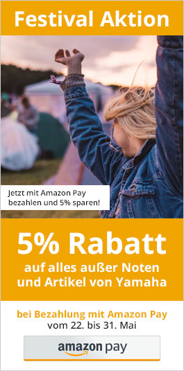 5 Prozent Amazon Pay Festival Aktion