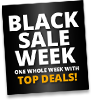 Black Sale Week - Top Deals!