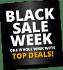 Black Sale Week - Top Deals!