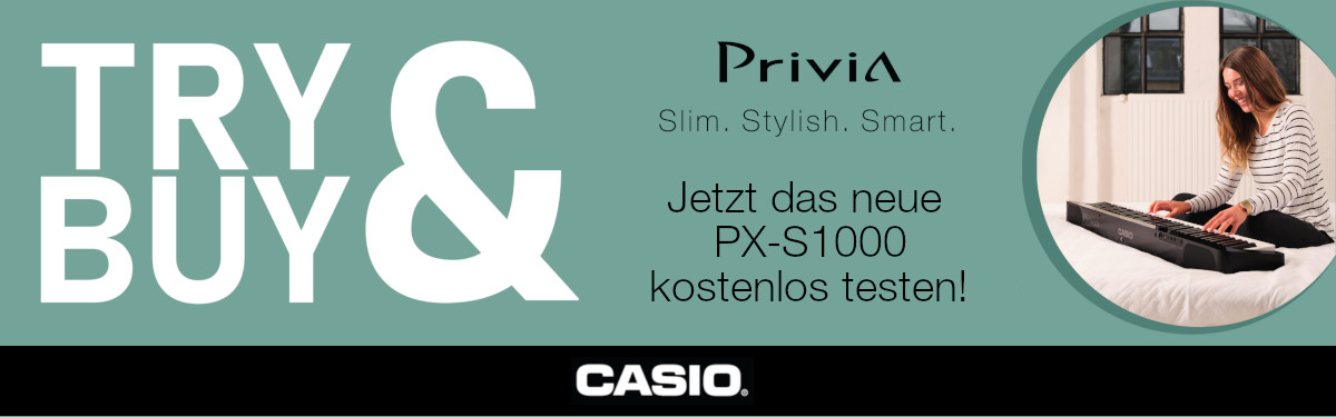 Casio Try & Buy