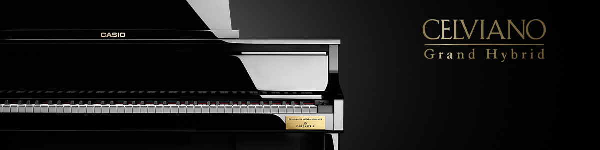 Casio Celviano Grand Hybrid E-Pianos