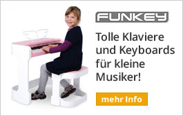 FunKey Kinderpianos