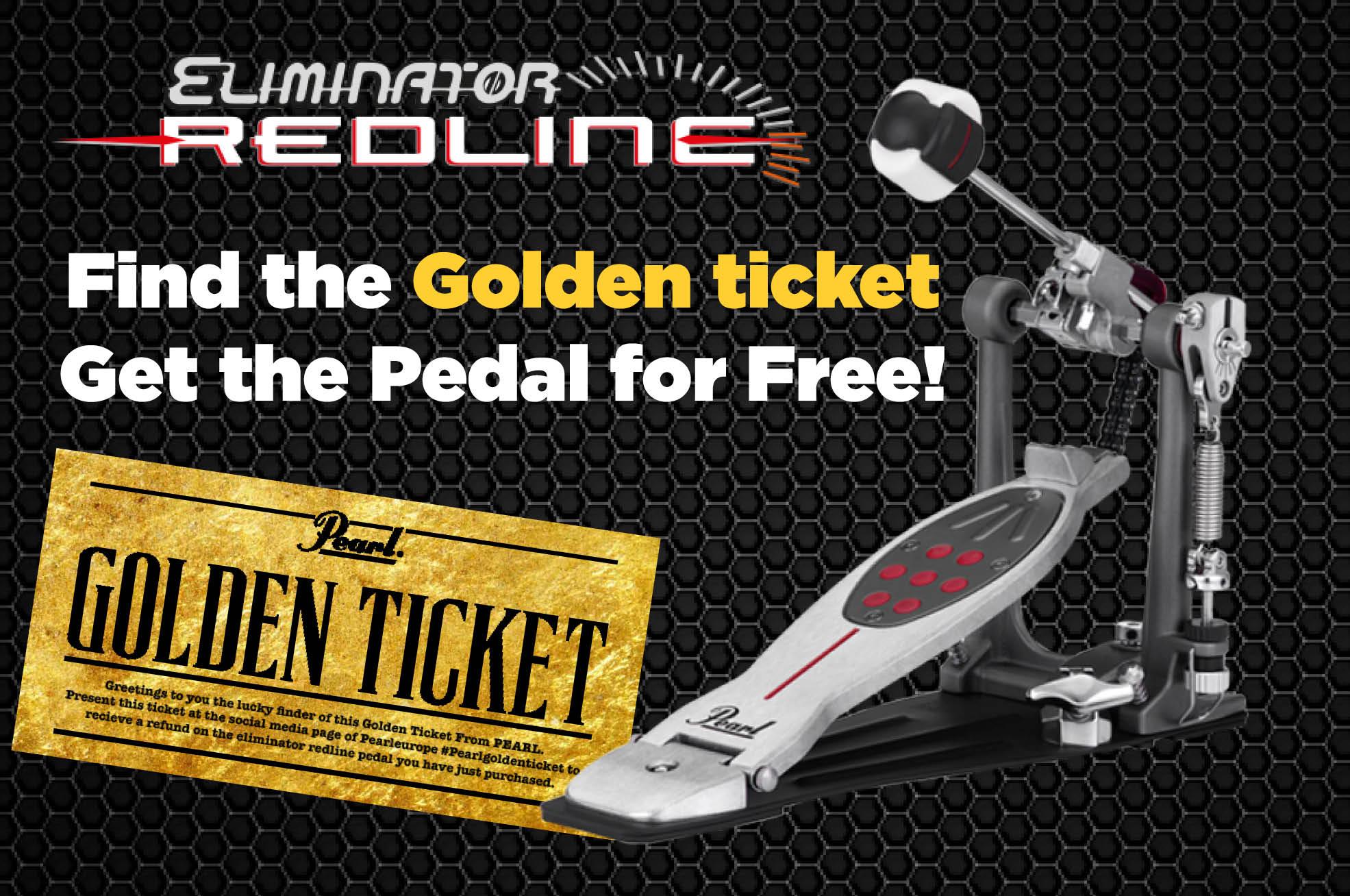 Pearl Eliminator Golden Ticket