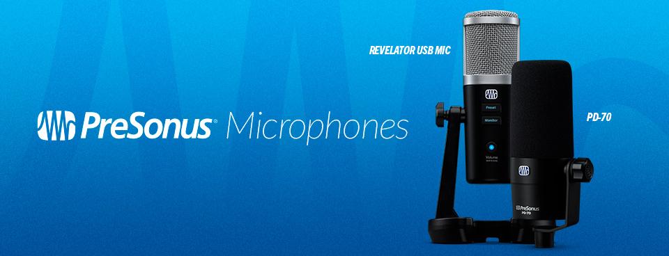 2021-06-21 Presonus Microphones