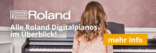 Roland Digitalpianos
