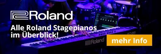 Roland Stagepianos