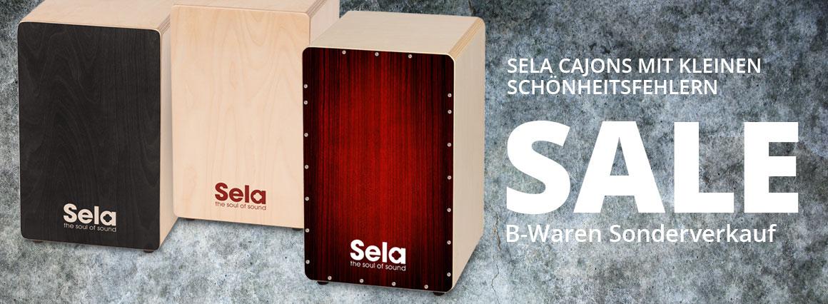 Sela B-Ware Sonderverkauf