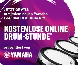 Yamaha DTX Drum Stunde