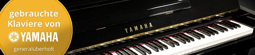 Yamaha Klaviere gebraucht Liste