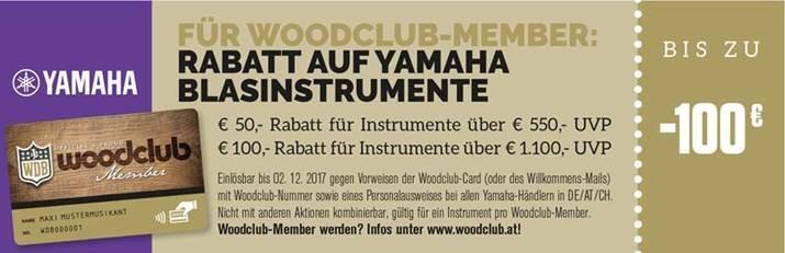 Yamaha Woodclub-Member