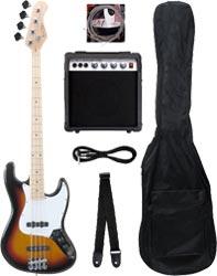 Elektrische basgitaren sets