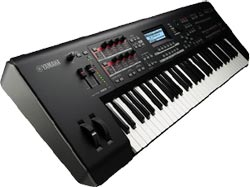 Synthesizers & Drum Machines
