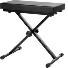 Accesorios para instrumentos con teclado