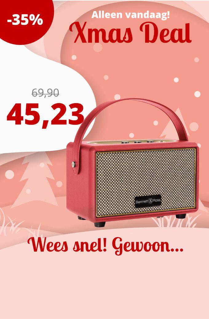 https://www.kirstein.de/nl/Home-Living/Audio-Video/Draadloze-Speakers/Bennett-Ross-BB-820RD-Blackmore-junior-Bluetooth-accu-luidspreker-Rood.html